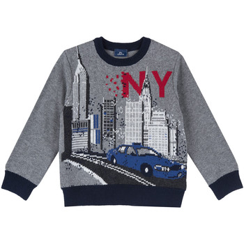 Kleidung Kinder Pullover Chicco 09069531000000 Grau