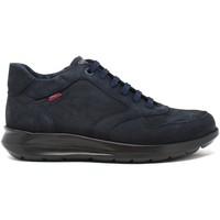 Schuhe Herren Sneaker Low CallagHan 42604 Blau