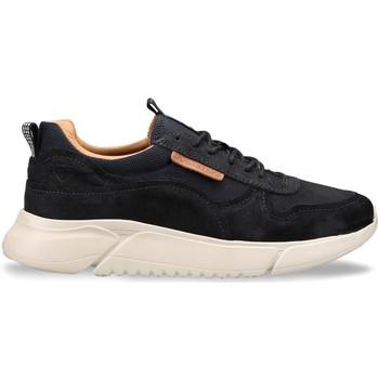 Schuhe Herren Sneaker Low Docksteps DSM000102 Blau