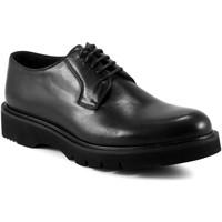 Schuhe Herren Derby-Schuhe Exton 668 Schwarz