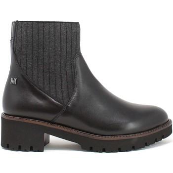 Schuhe Damen Low Boots CallagHan 13436 Schwarz