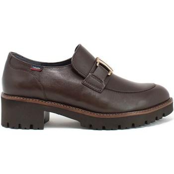 Schuhe Damen Slipper CallagHan 13438 Braun