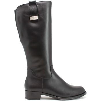 Schuhe Damen Klassische Stiefel CallagHan 79207 Schwarz