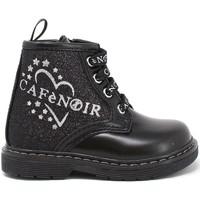 Schuhe Mädchen Boots Café Noir C-1510 Schwarz