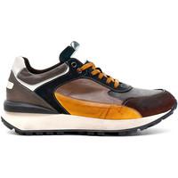 Schuhe Herren Sneaker Low Café Noir PB6220 Braun