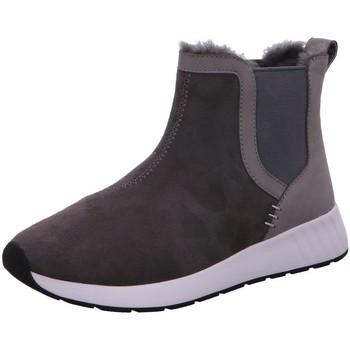 Schuhe Damen Stiefel Bnsm Stiefeletten 201-051 MS.Snug Chelsea grau