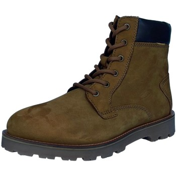 Schuhe Herren Stiefel Camel Active Copper Low Lace Shoe 23234531/C45 C45 braun