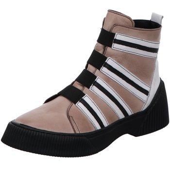 Schuhe Damen Stiefel Gemini Stiefeletten ANILINA STIEFEL 033117-02/415 415 grau