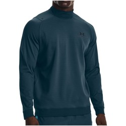 Kleidung Herren Langarmshirts Under Armour Sport Rush ColdGear All Purpose Mock LS 1366168-413 türkis