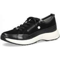Schuhe Damen Derby-Schuhe & Richelieu Caprice Schnuerschuhe 9-9-23705-27/019 schwarz