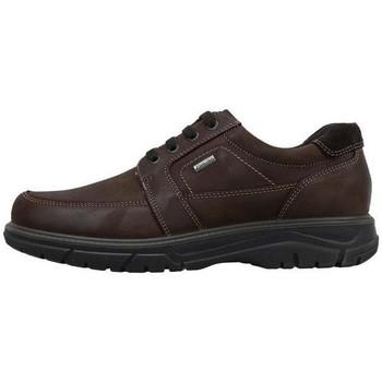 Schuhe Herren Slipper Imac  Braun