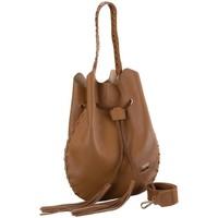 Taschen Damen Handtasche Badura 104790 Braun