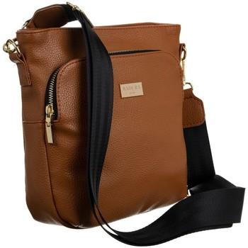 Taschen Damen Handtasche Badura 130960 Braun