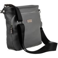 Taschen Damen Umhängetaschen Badura 130990 Grau