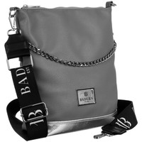 Taschen Damen Umhängetaschen Badura 131350 Grau