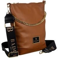 Taschen Damen Umhängetaschen Badura 131330 Braun