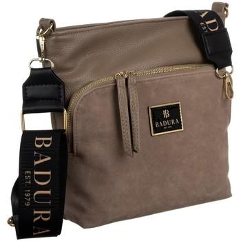 Taschen Damen Umhängetaschen Badura 131230 Beige