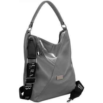 Taschen Damen Handtasche Badura 131410 Grau