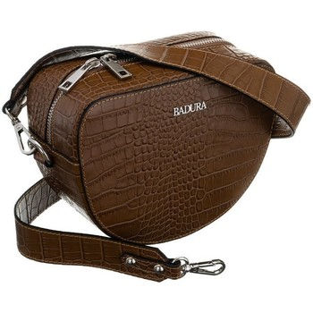 Taschen Damen Handtasche Badura 98780 Braun