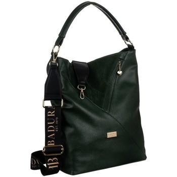 Taschen Damen Handtasche Badura 131130 Grün