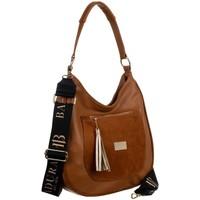 Taschen Damen Handtasche Badura 131270 Braun