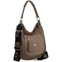 Taschen Damen Handtasche Badura 131290 Beige