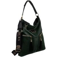 Taschen Damen Handtasche Badura 131180 Grün