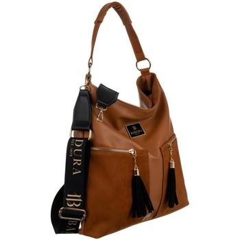 Taschen Damen Handtasche Badura 131190 Braun