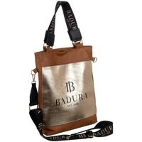 Taschen Damen Handtasche Badura 131070 Golden, Braun