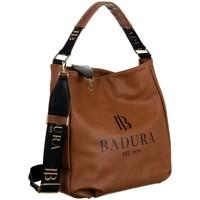 Taschen Damen Handtasche Badura 131060 Braun