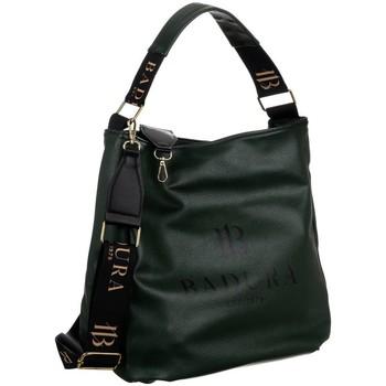 Taschen Damen Handtasche Badura 131050 Grün