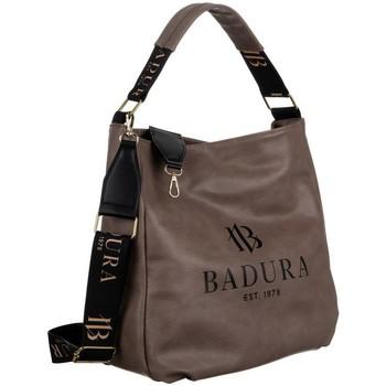 Taschen Damen Handtasche Badura 131030 Beige