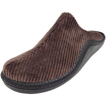 Schuhe Herren Hausschuhe Romika Westland MONACO 220 20620-65-300 braun