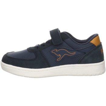 Schuhe Jungen Derby-Schuhe & Richelieu Kangaroos Schnuerschuhe easy dk. navy 19049-4071 blau