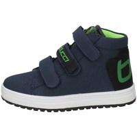 Schuhe Jungen Sneaker Low Balducci BS2824 Blau