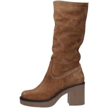 Schuhe Damen Klassische Stiefel Bueno Shoes T2903 Beige