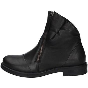 Schuhe Damen Ankle Boots Bueno Shoes T1301 Schwarz