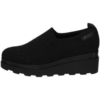 Schuhe Damen Sneaker Low Comart 854039 Schwarz