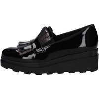 Schuhe Damen Slipper Comart 854026 Schwarz