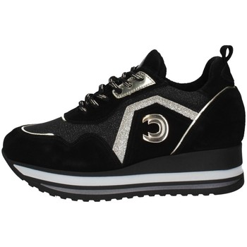 Schuhe Damen Sneaker Low Comart 1A3963PM Schwarz