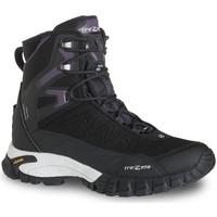 Schuhe Damen Wanderschuhe Trezeta Chaussures de randonnée femme  Shan Wp noir/violet