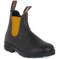 Schuhe Damen Low Boots Blundstone 1919 ELSIDE BOOT GLITTER Marrone
