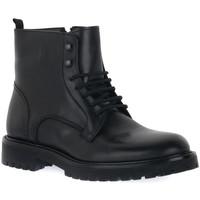 Schuhe Damen Boots Exton VIENNA NERO Nero