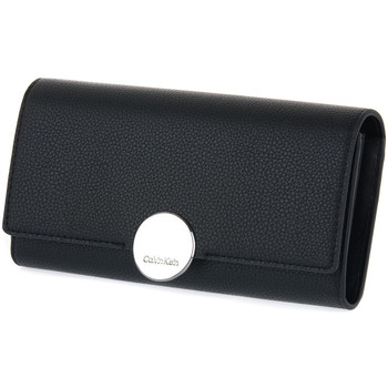 Taschen Damen Geldtasche / Handtasche Calvin Klein Jeans BAX LUXE TRIFOLD Nero