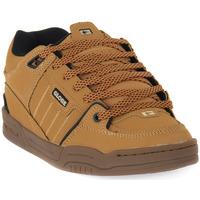 Schuhe Herren Skaterschuhe Globe FUSION GOLDEN BROWN Marrone