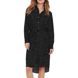 Kleidung Damen Kurze Kleider Jacqueline De Yong 15212115 Schwarz