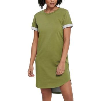 Kleidung Damen Kurze Kleider Jacqueline De Yong 15174793 Grün