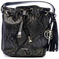 Taschen Damen Handtasche Manoukian MK-HANDY Schwarz