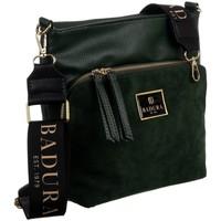 Taschen Damen Handtasche Badura 131240 Grün