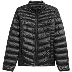 Kleidung Damen Jacken 4F KUDP002 Schwarz